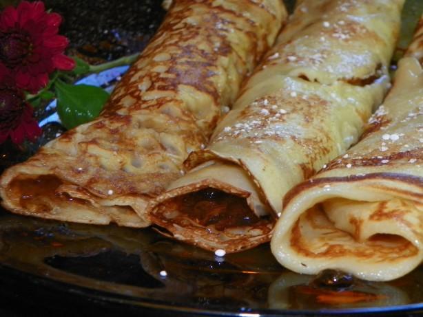Norwegian Thin Pancakes Recipe Food Com