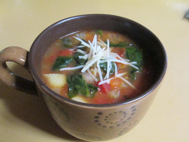 Tomato Florentine Soup Recipe - Food.com