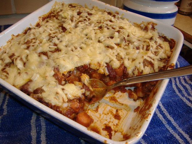 Chili Dog Casserole Recipe - Food.com