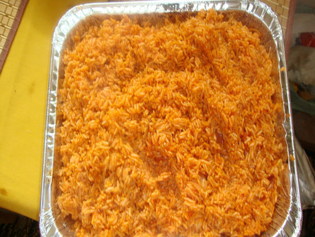 West African Jollof Rice Recipe Food Com