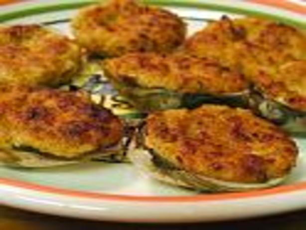 Superbowl Stuffed Clams Recipe - Food.com