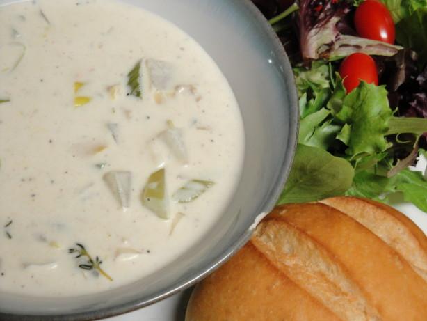 Market Street Clam Chowder Recipe - Food.com