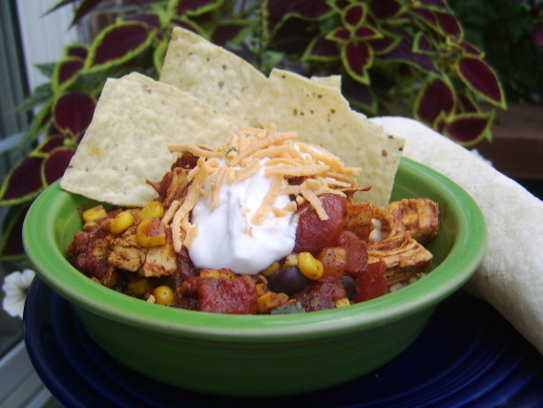 Mexican Rice Bowl With Chicken Recipe - Food.com