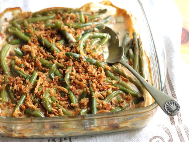 51 favorite thanksgiving side dishes recipes and ideas for Easy thanksgiving green bean recipes