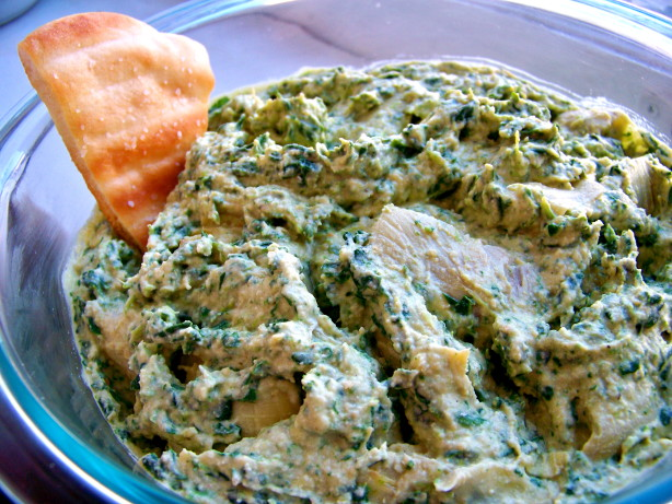 Spinach-Artichoke Hummus Recipe - Food.com