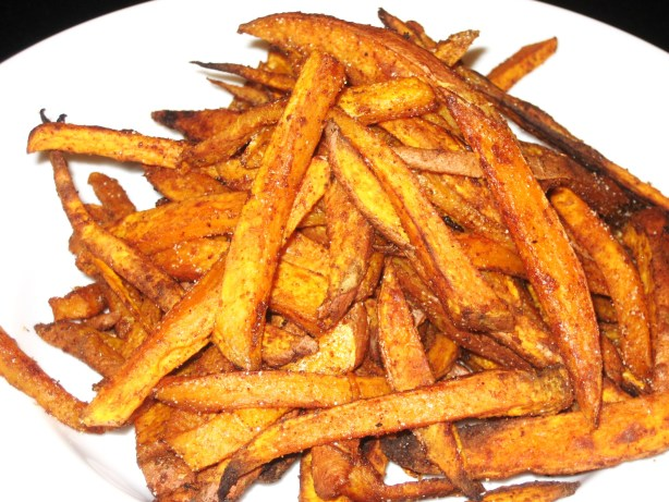 Oven Roasted Sweet Potato Fries Recipe - Food.com