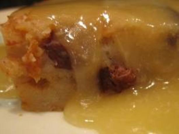 Bread Pudding With Whiskey Sauce Recipe - Food.com