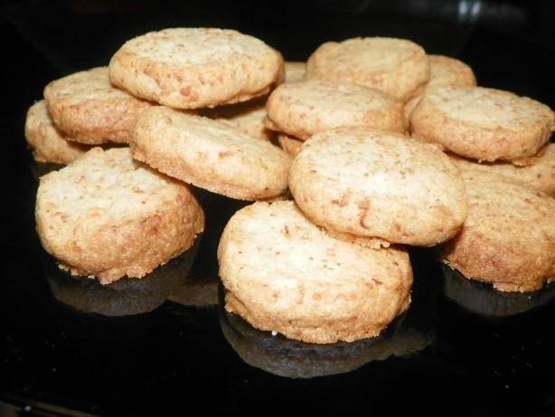 Toasted Coconut Shortbread Recipe - Food.com