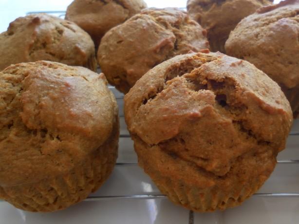 Pumpkin Nut Muffins Recipe - Food.com