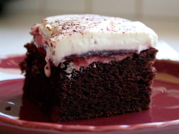 Easiest Black Forest Cake Recipe