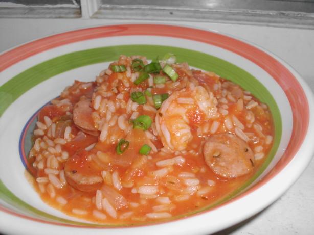 Shrimp And Sausage Jambalaya Recipe - Food.com