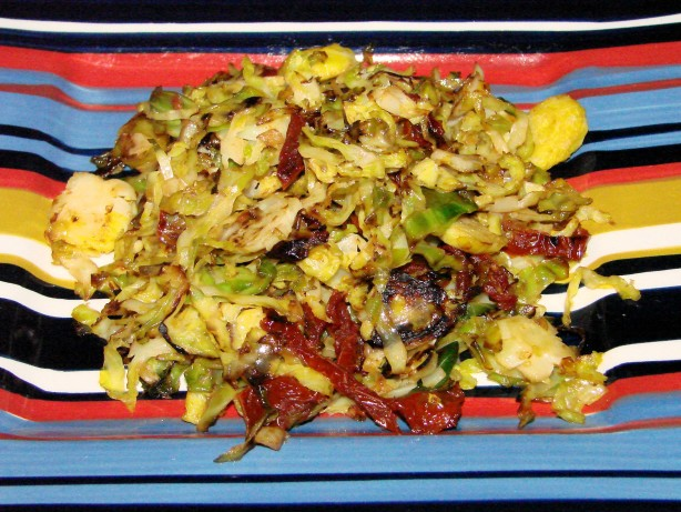 Superb Stir Fried Brussels Sprouts Recipe - Food.com