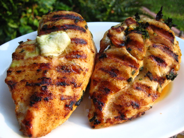 Spinach-Stuffed Chicken Breasts Recipe - Food.com