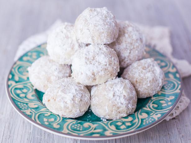 Mexican Wedding Cake Cookies Recipe Easy