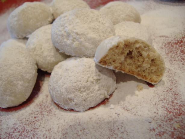 Mexican Wedding Cookies Recipe - Food.com
