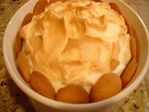 Old Fashioned Banana Pudding Recipe Food Com