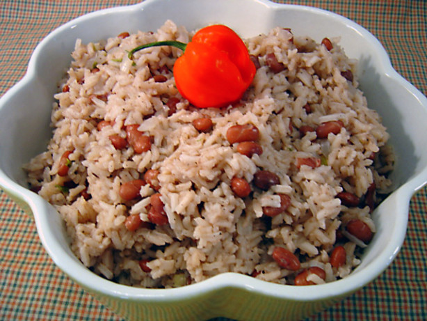Jamaican Rice And Peas Recipe - Food.com