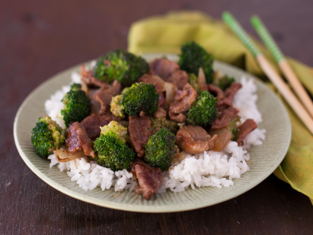 The Best Easy Beef Broccoli Stir Fry