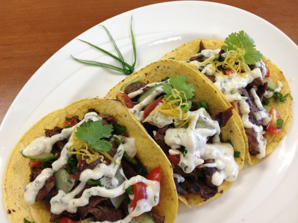 Vietnamese Grilled Steak Tacos #A1 Recipe - Food.com