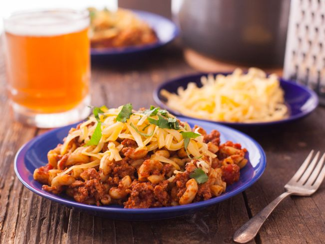easy dinner ideas for company. chili mac easy dinner ideas for company h