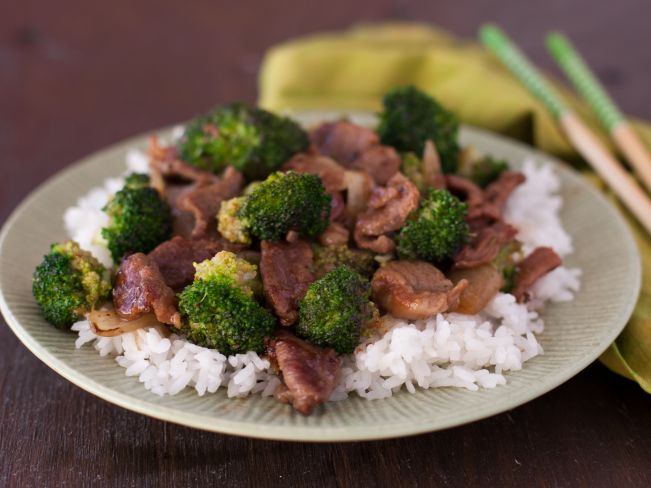 The Best Easy Beef U0026 Broccoli Stir Fry. Recipe