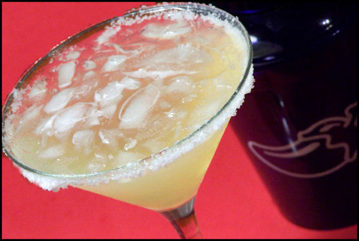 TSR Version of Chili's Margarita Presidente by Todd Wilbur