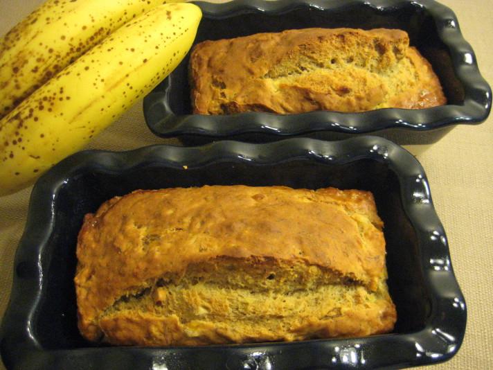 Banana Walnut Bread (Splenda)
