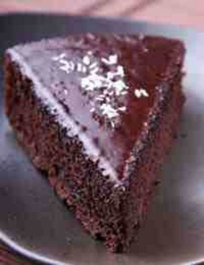 Morish Chocolate Cake