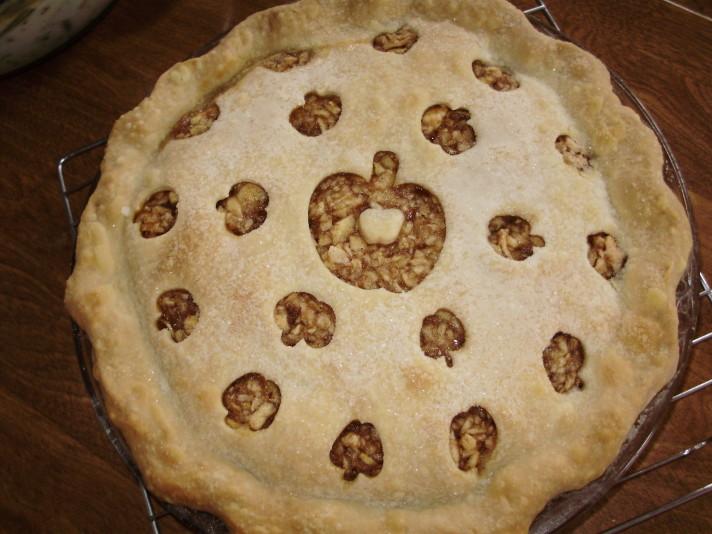 Teresa's Apple Pie