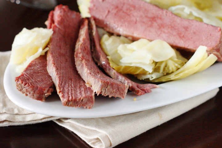 how to make tender corned beef
