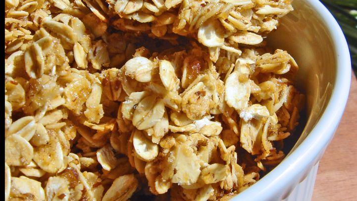 Best granola recipes genius kitchen oatmeal granola forumfinder Gallery