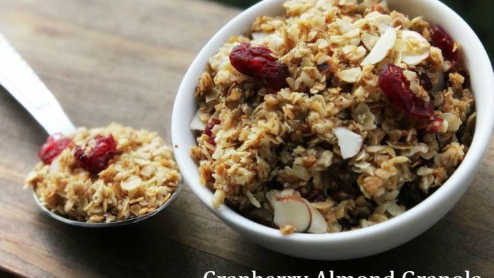 Best granola recipes genius kitchen baked honey granola recipe forumfinder Gallery