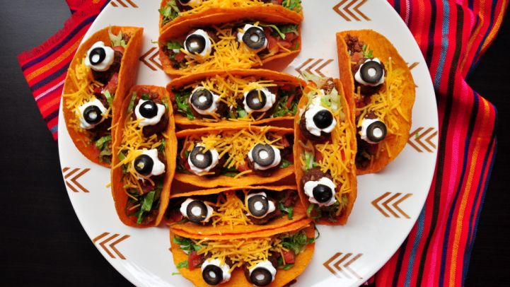 33 Halloween Party Food Ideas And Snack Recipes - Genius Kitchen