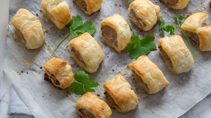Best international comfort food recipes genius kitchen australia sausage rolls recipe forumfinder Images