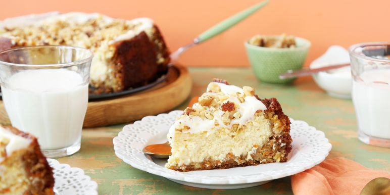 All recipes carrot cake cheesecake