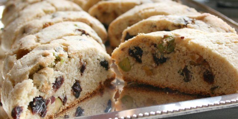 Christmas Biscotti Recipe - Genius Kitchen