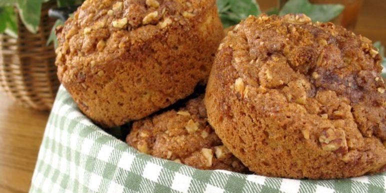 Recipe sour cream coffee cake muffins