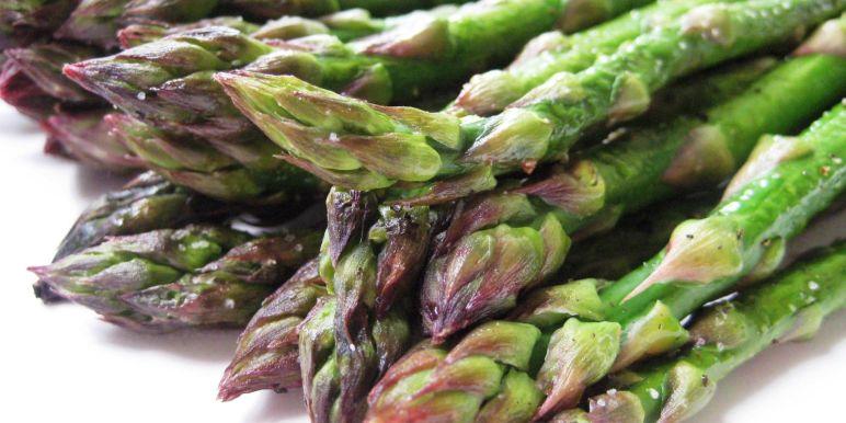 Lemon roasted asparagus recipe healthynius kitchen ccuart Choice Image