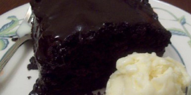 Double fudge chocolate coca cola cake recipe