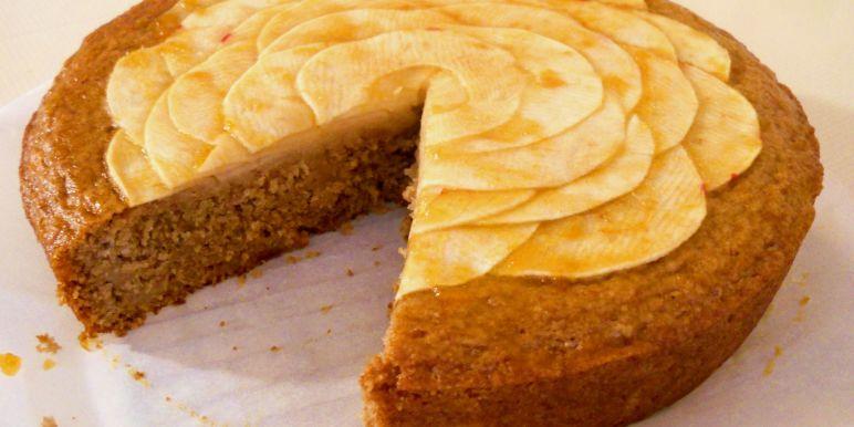 Spiced apple cake gordon ramsay recipe