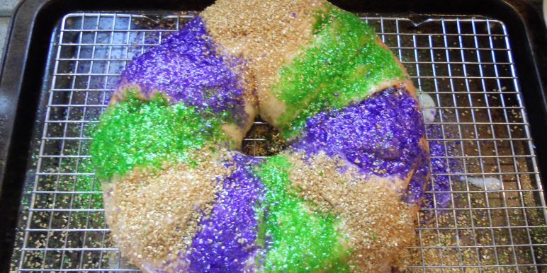 King cake recipes bread machine