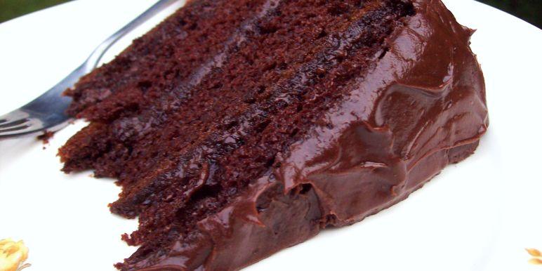 Rated chocolate cake recipe
