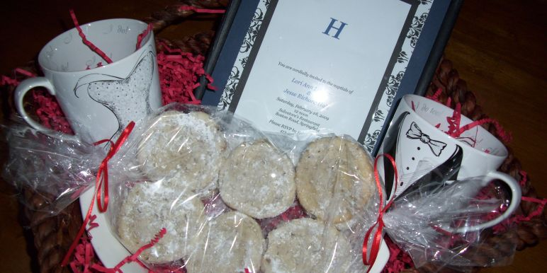 Danish wedding cookie recipes powdered sugar