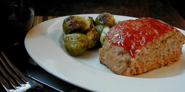 Ina Garten Meatloaf barefoot contessas turkey meatloaf recipe - genius kitchen