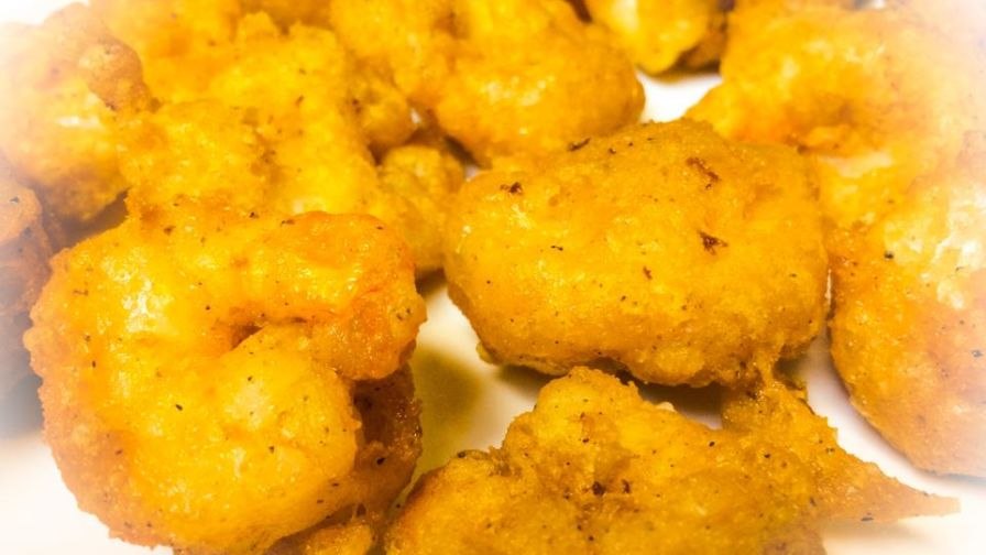 Chicken tempura batter for Low carb fish batter