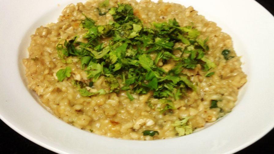 Spicy lemon chicken risotto recipe genius kitchen 1 view more photos save recipe forumfinder Images