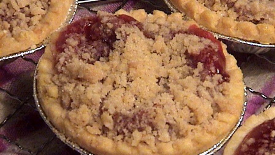 Blueberry Crumb Cake With Strussel Topping