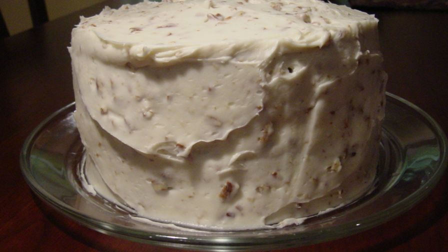 Paula Deen Coconut Cake With Cream Cheese Frosting