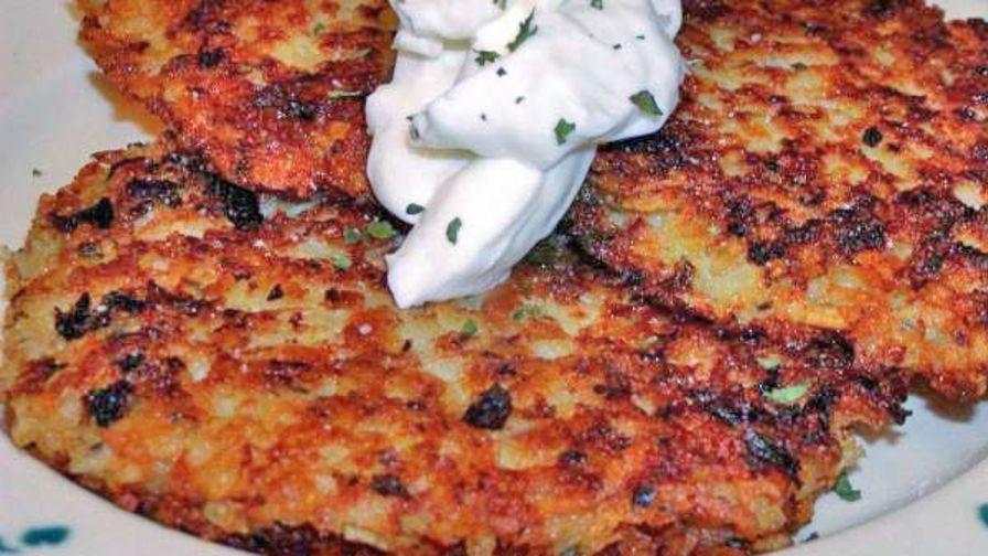 Potato pancakes polish recipe genius kitchen forumfinder Images