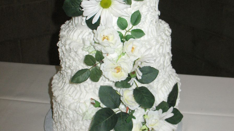 Wedding Cake Frosting Recipe